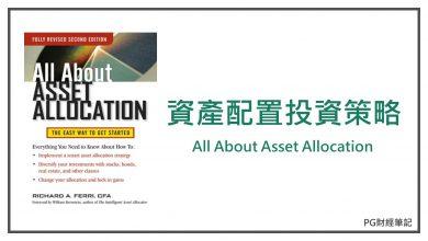 Photo of 《資產配置投資策略All About Asset Allocation》心得筆記(2)心得筆記:波動高的投資組合年化報酬率反而較低