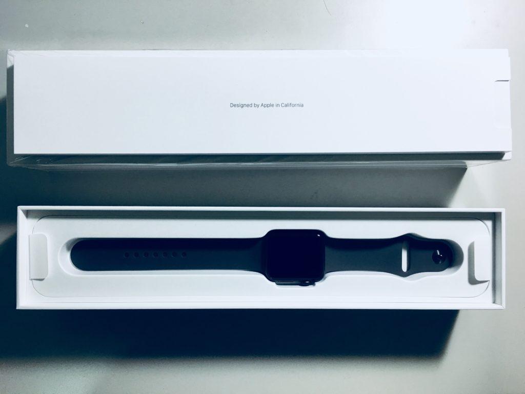 Apple Watch Series 3盒子