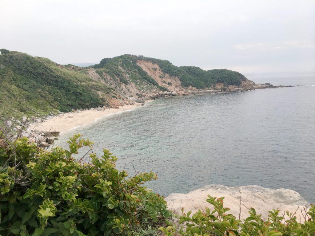 神秘小海灣