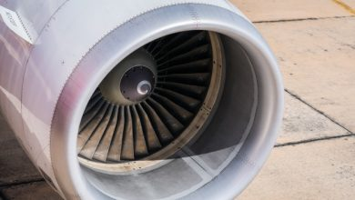 Photo of 飛機引擎:發動機